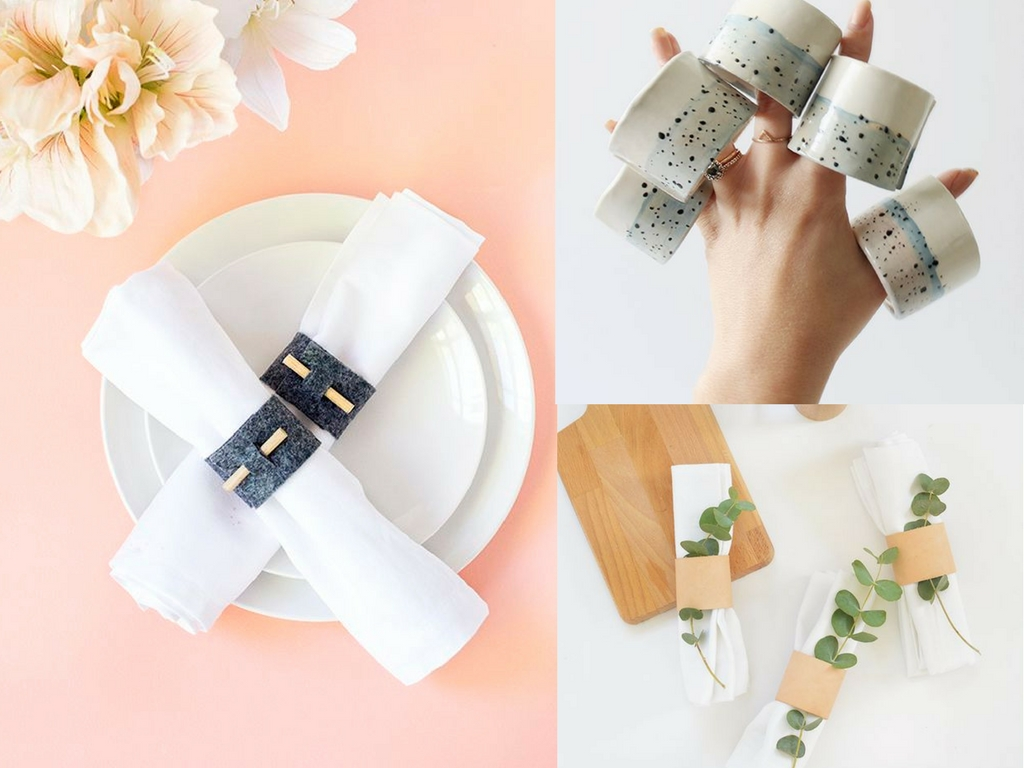 25 How To Make Napkin Rings Tutorials To Wow Your Guests She Tried