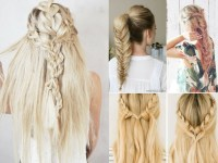 25 Easy Braided Hairstyles in 10-Minutes or Less - She ...