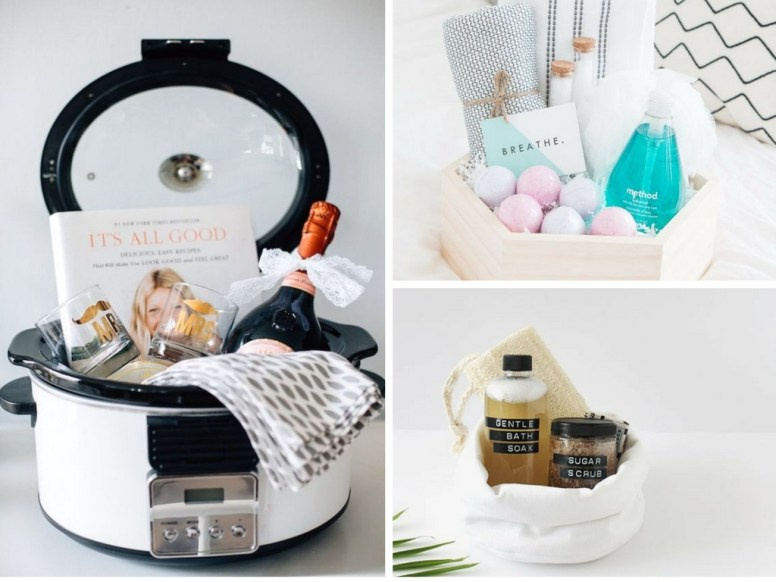 35 best diy gift baskets perfect for any occasion she tried what 35 best diy gift baskets perfect for any occasion solutioingenieria Images