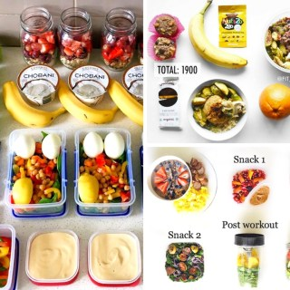 16 Best Meal Prep Instagram Accounts That'll Inspire You to Eat Clean