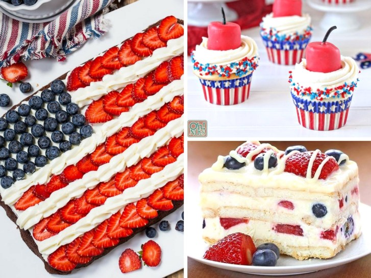 23 Best 4th of July Dessert Ideas That are Easy & Delicious