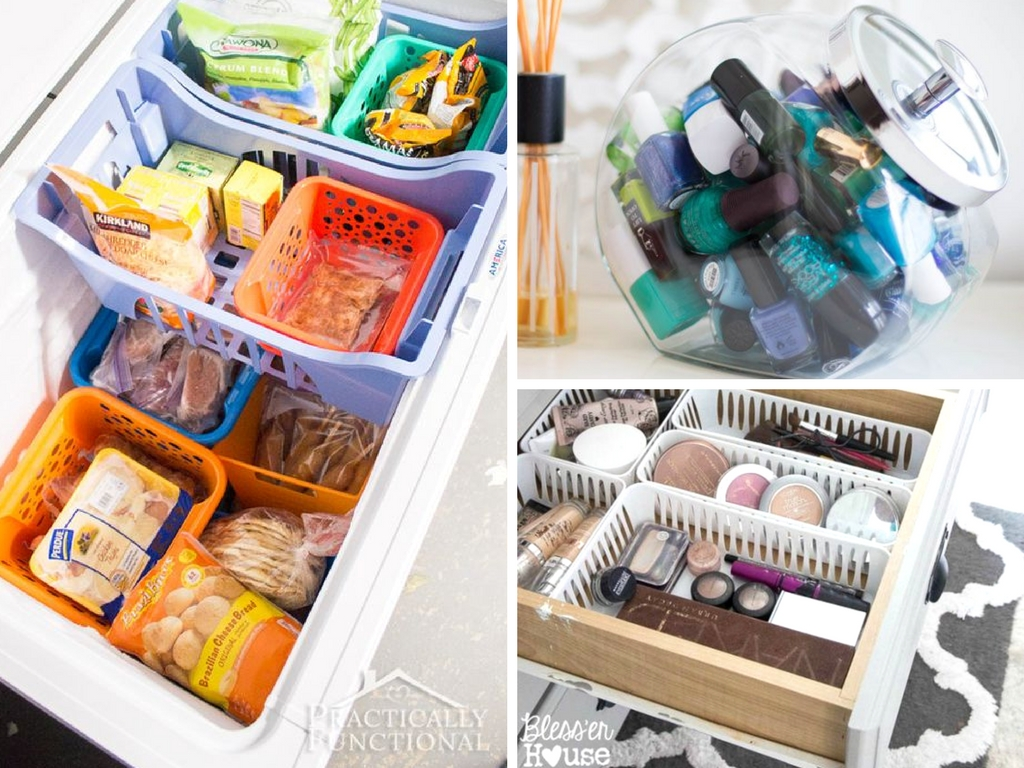 21 Dollar Store Organization Hacks Youu0027ll Obsess Over