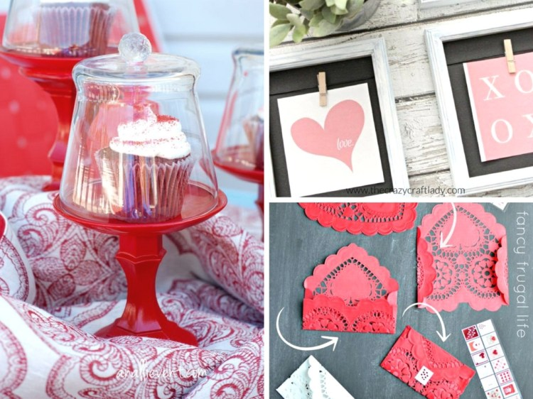 15 DIY Dollar Store Valentine's Day Decor Projects to Stick to Your Budget