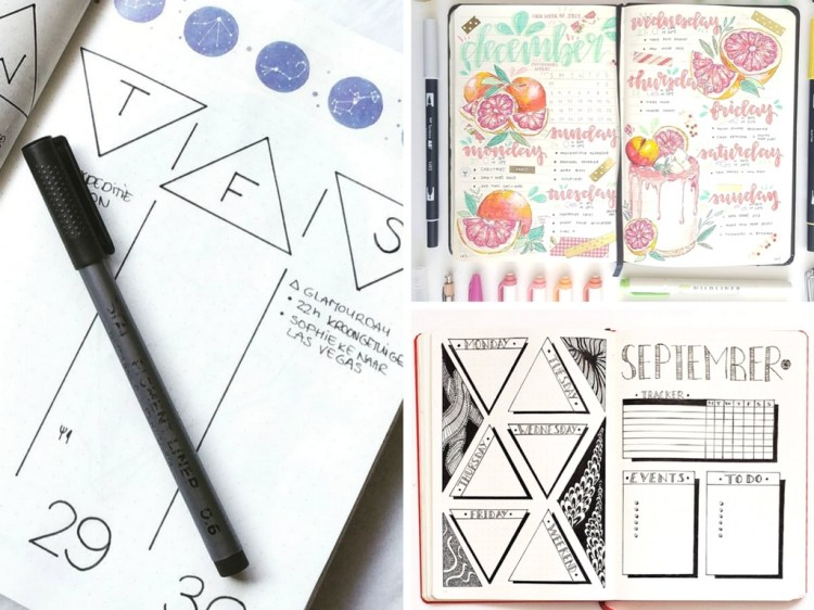 15 Bullet Journal Weekly Layout Ideas Too Good to Miss