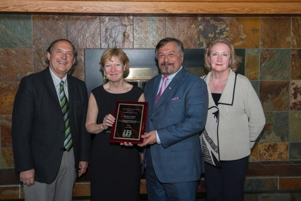 John Syrnick Award 2015
