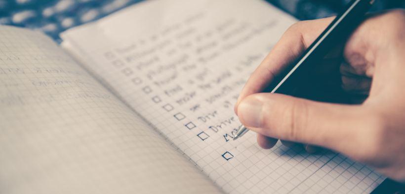 lists to make