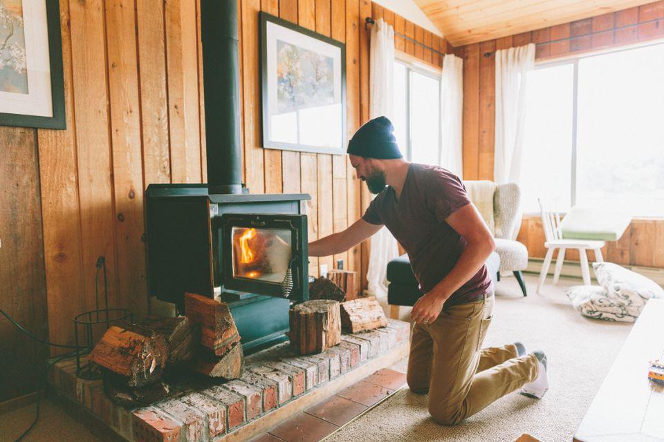 дымоходы в деревянных домах