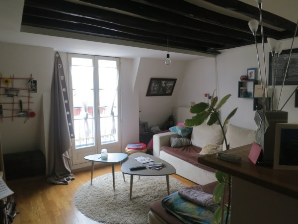 Paris Airbnb Apartment