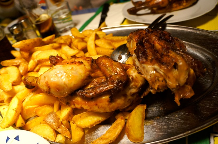 Dinner at Chez Ma Cousine