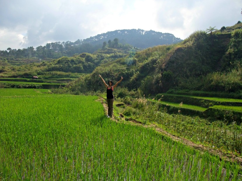 110309 1343 On the Rice Terrace