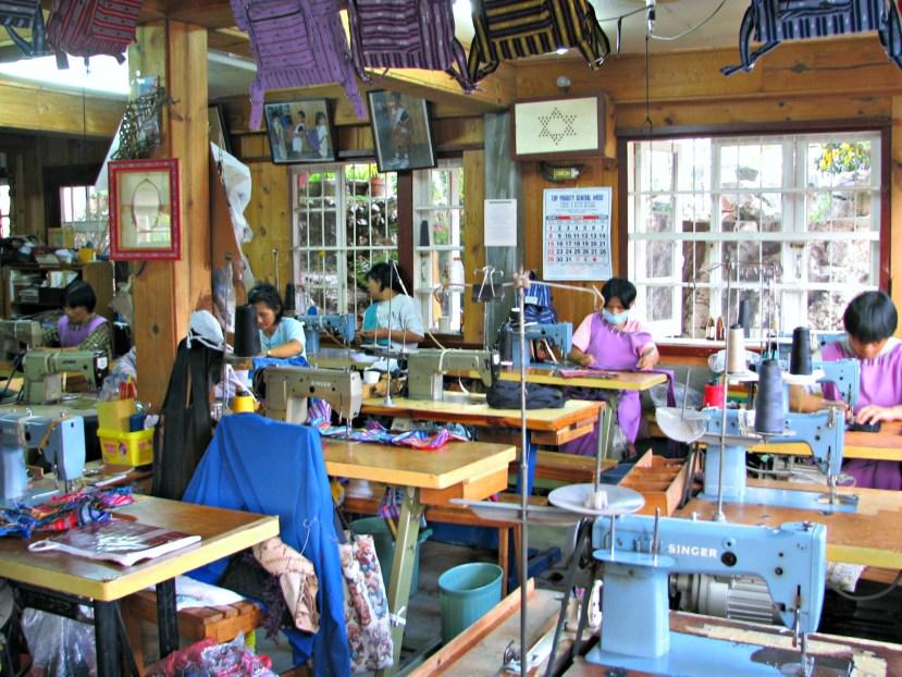 110309 1408 Sagada Weavers