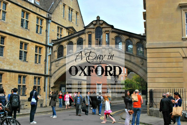 A Day in Oxford - www.shewalkstheworld.com
