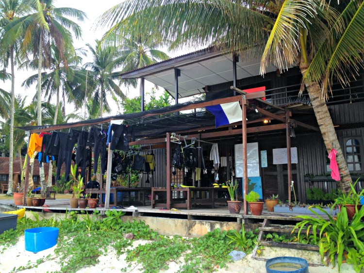 Redang Pelangi Dive Center