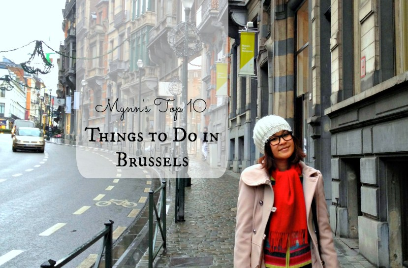 Brussels Cover