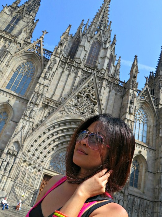 Barcelona Cathedral - Mynn's Top 10 Things to See in Barcelona - www.shewalkstheworld.com