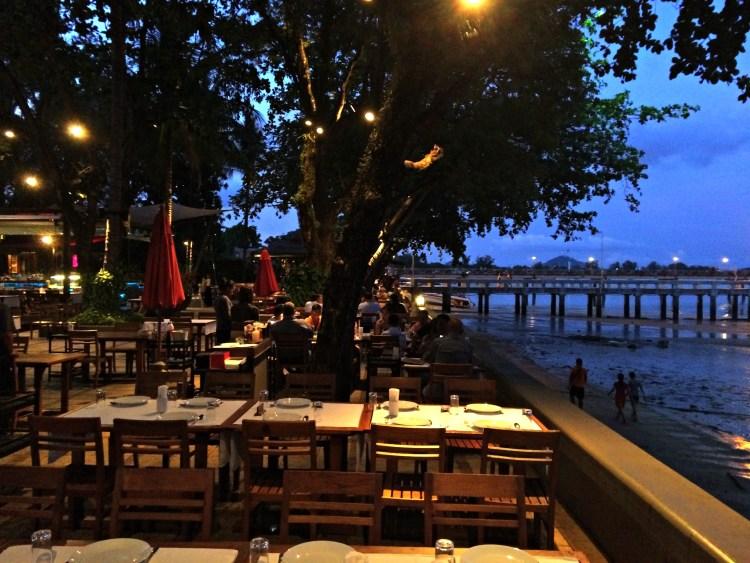 Kan Eang @ Pier - Scuba Diving in Phuket/Phi Phi - www.shewalkstheworld.com
