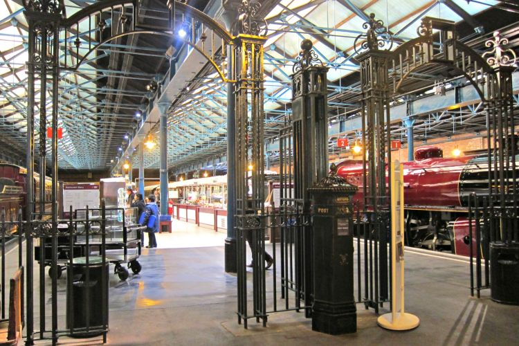 National Railway Museum - Mynn's Top 10 Things to do in York - www.shewalkstheworld.com