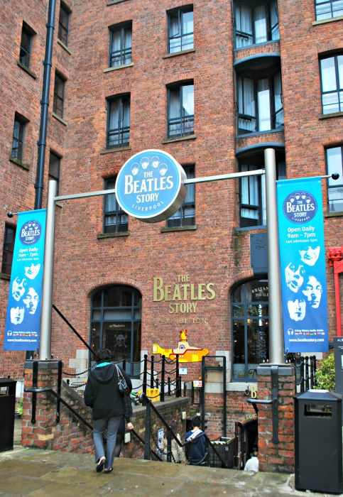 The Beatles Story - My Day in Liverpool - www.shewalkstheworld.com
