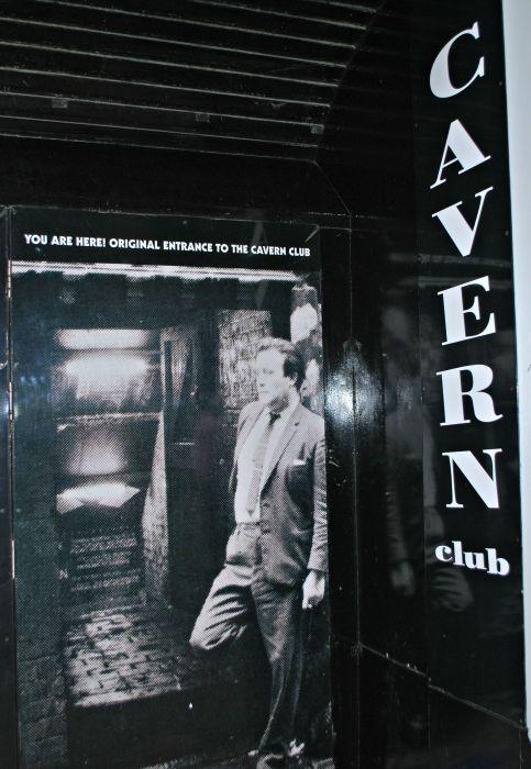 Cavern Club - My Day in Liverpool - www.shewalkstheworld.com