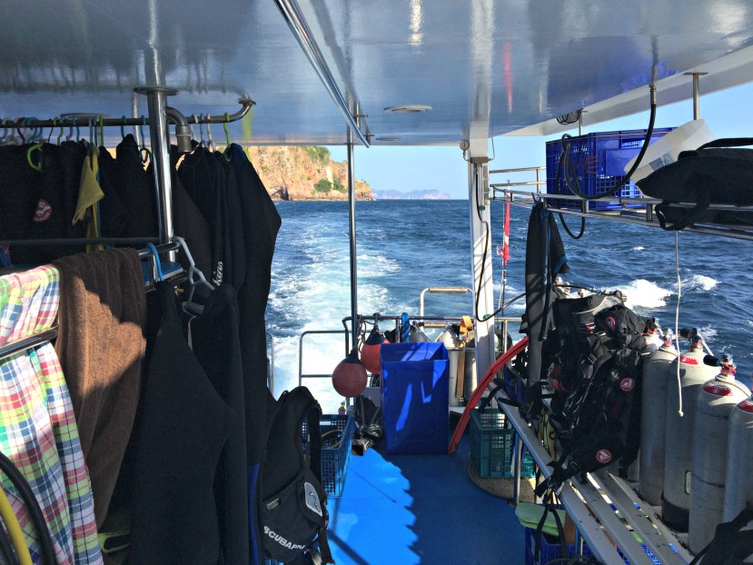 Diving with Sea Fun Divers