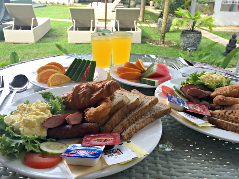 Chantique Breakfast