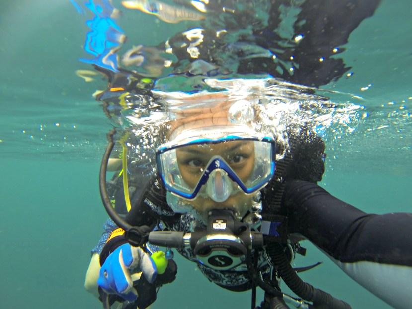 Scuba Diving in Langkawi