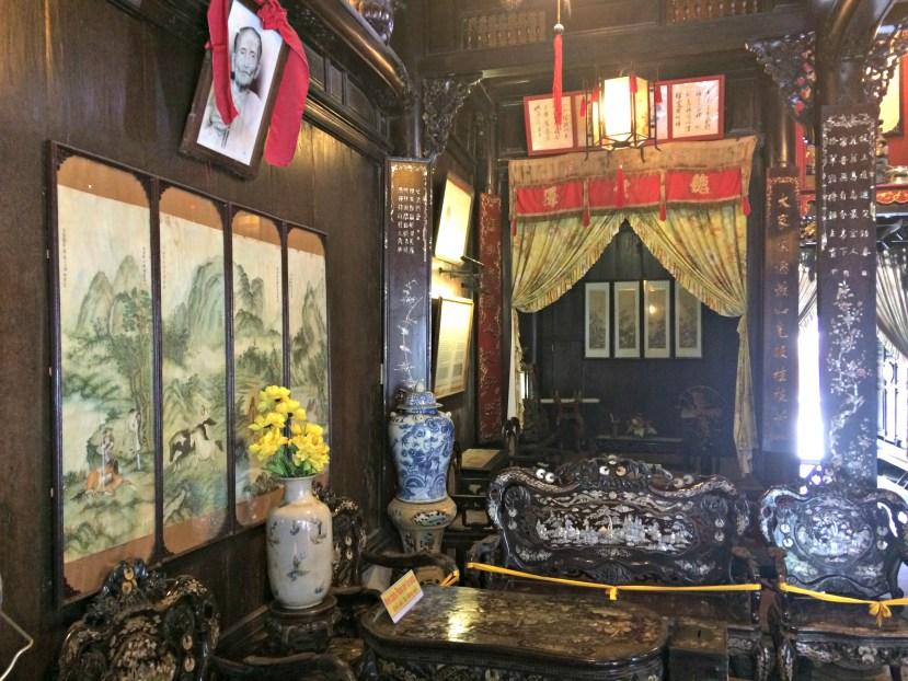 Tan Ky House