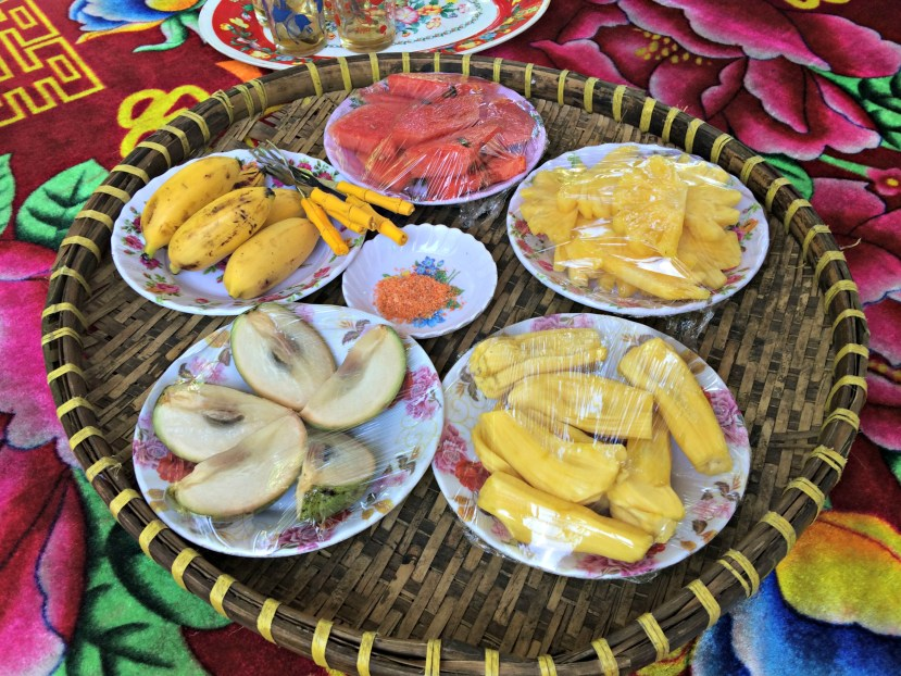 Mekong River - Local Fruits