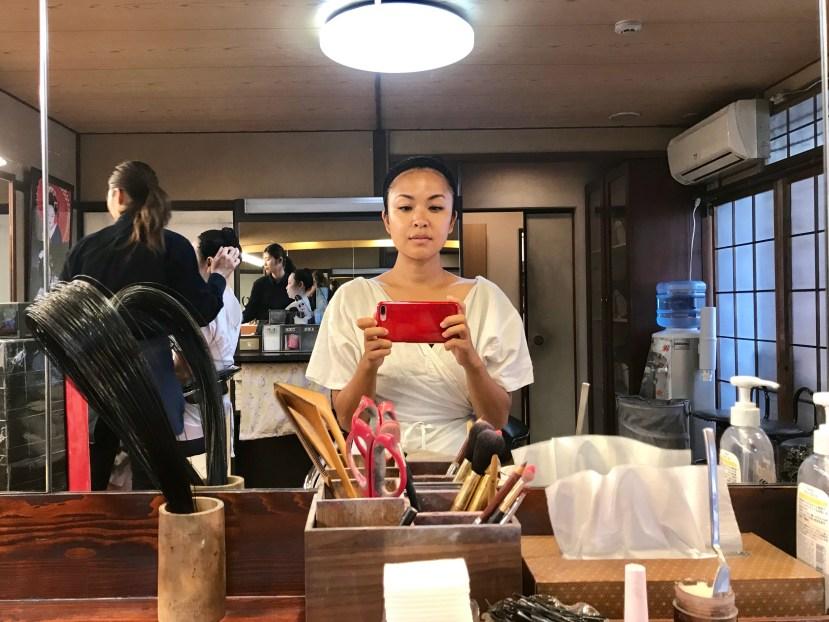 Makeup Maiko