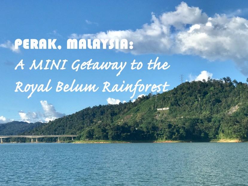 Royal Belum Rainforest