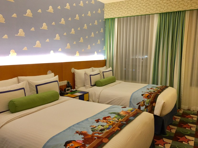 Toy Story Hotel