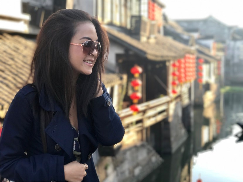 Staying in Xitang