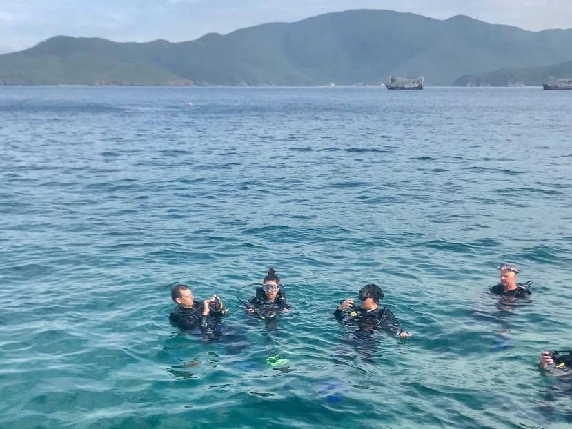 Diving Nha Trang