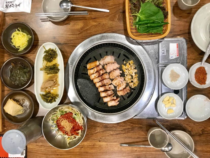 Matchandeul Korean BBQ
