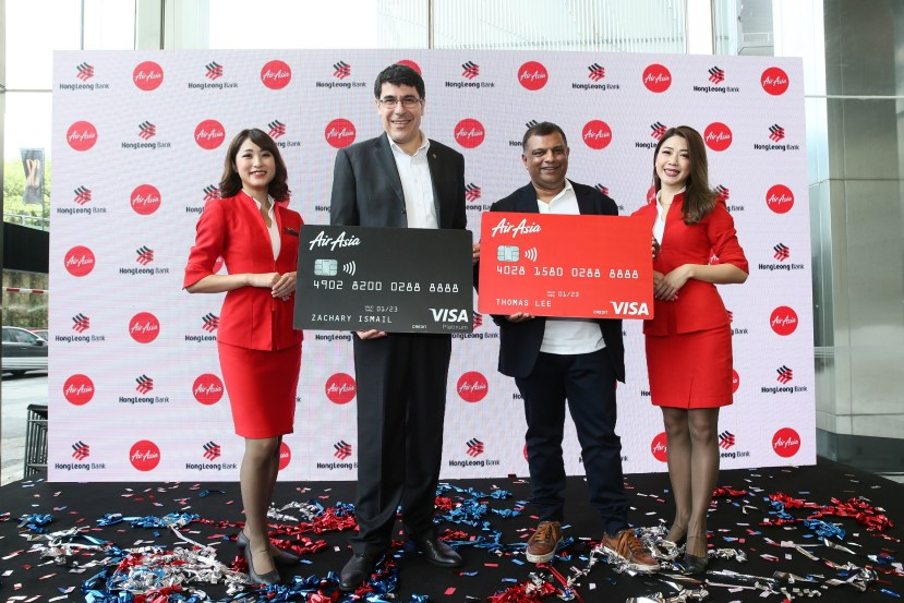 AirAsia HLB Credit Card