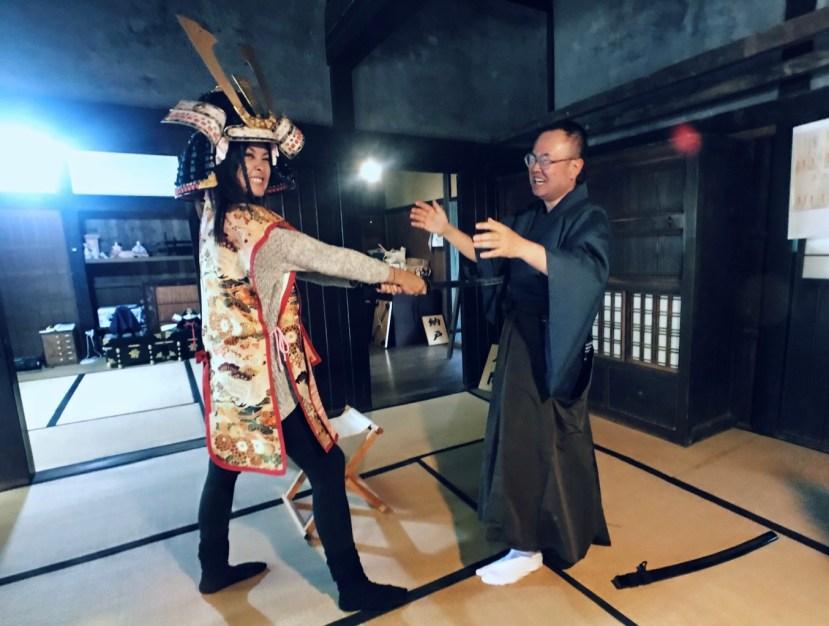 Izumi Samurai