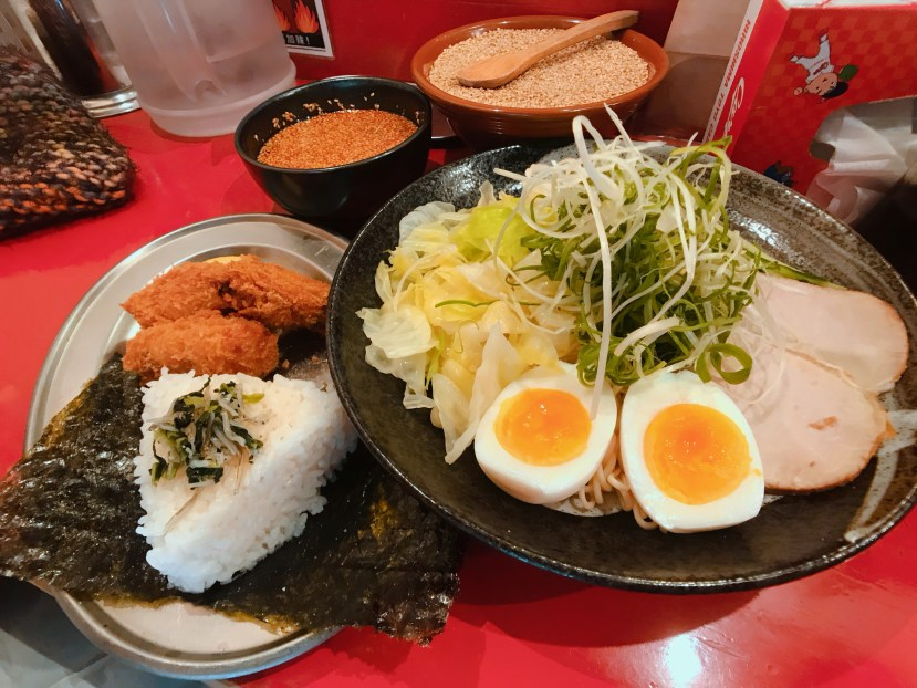 Bakudanya - Tsukemen Noodles