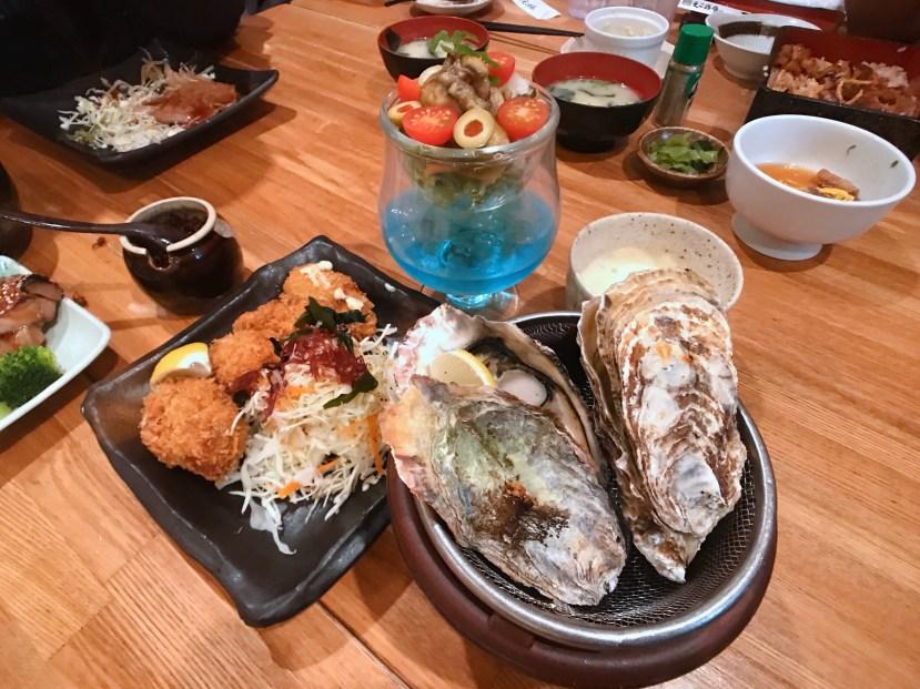 Ekohiki Hiroshima Oysters