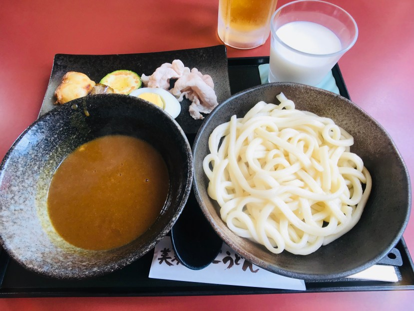 Daimaru Biei - Curry Udon