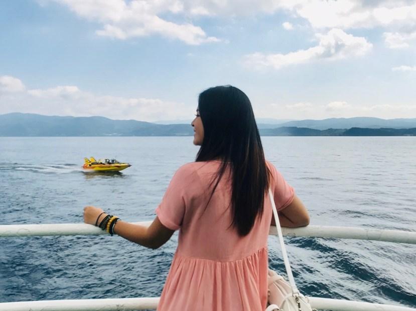 Lake Toya Cruise