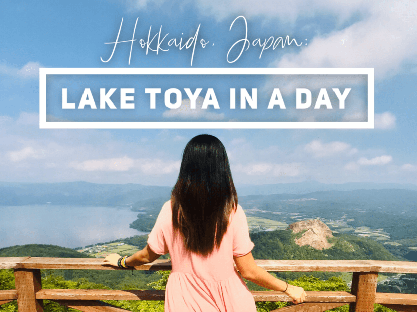 Lake Toya in a Day