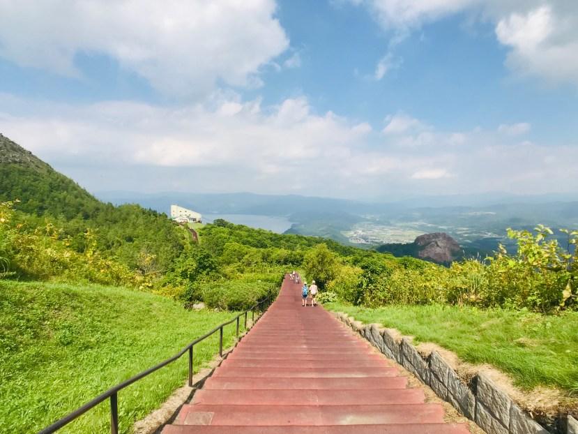 Mt Usu