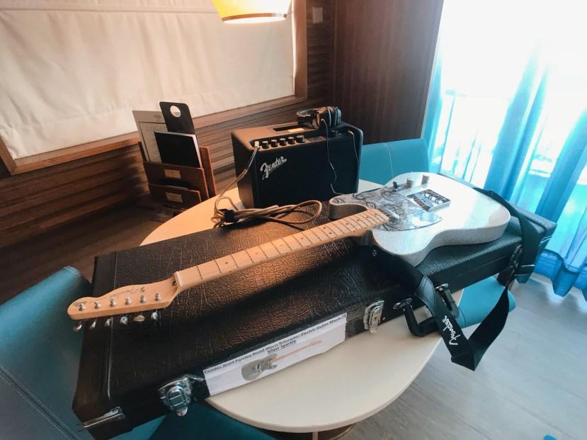 Hard Rock Room