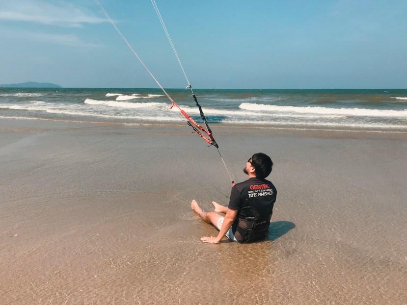 Learn Kitesurfing