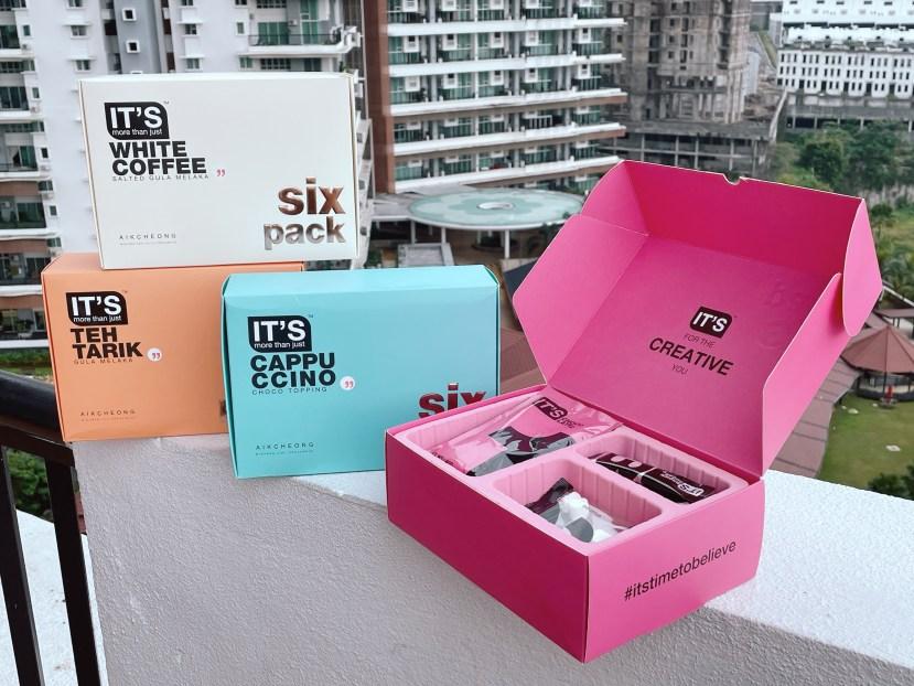 Aik Cheong Coffee IT'S SIXPACK