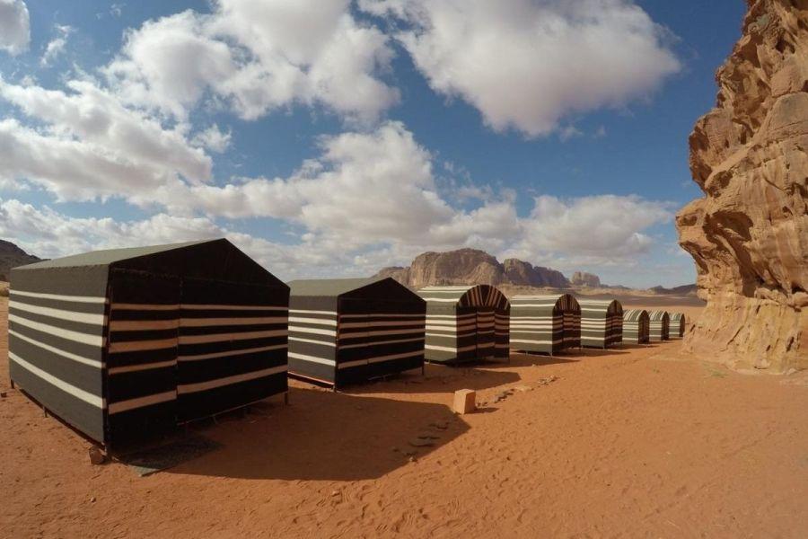 Bedouin Night Camp