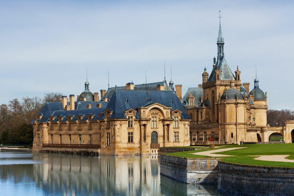Chateau de Chantilly, France
