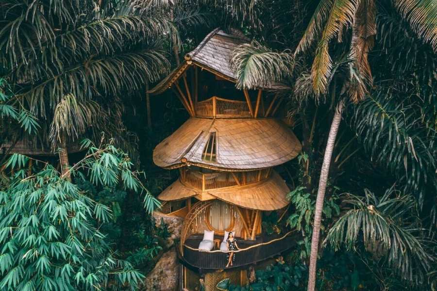 Aura House Bali Bamboo Home