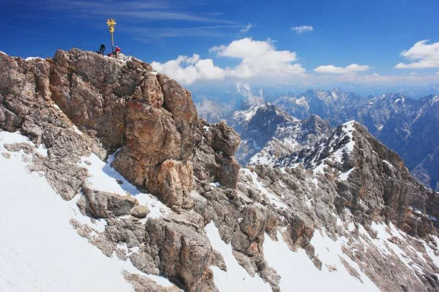 Zugspitze, Germany
