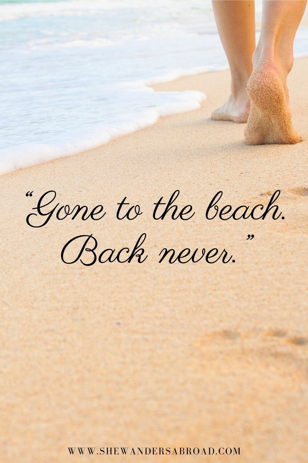 Best beach captions for Instagram